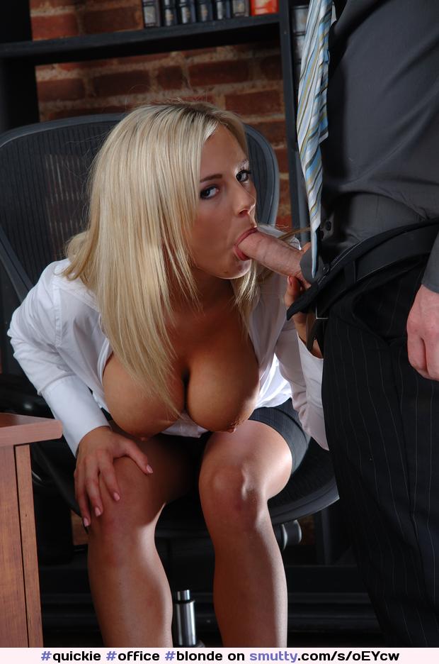 office sex tit fuck