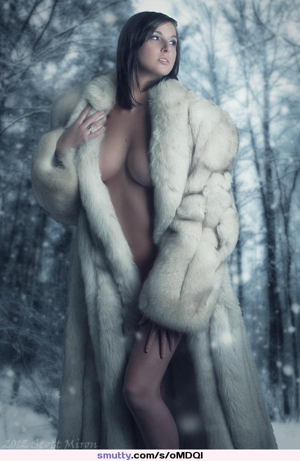Naked porn in fur