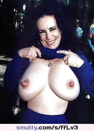 Mature thick nipples