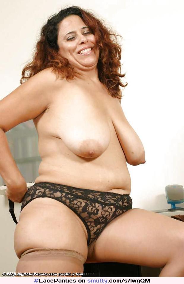 big boobs granny Bbw