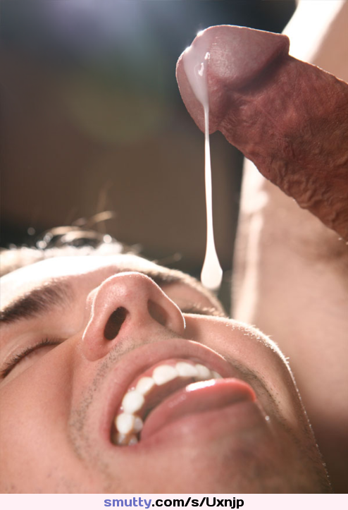 Gay dripping cock