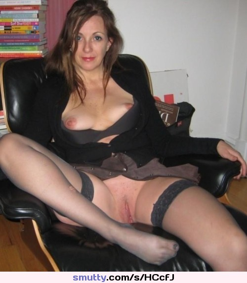 Pussy With Stockings