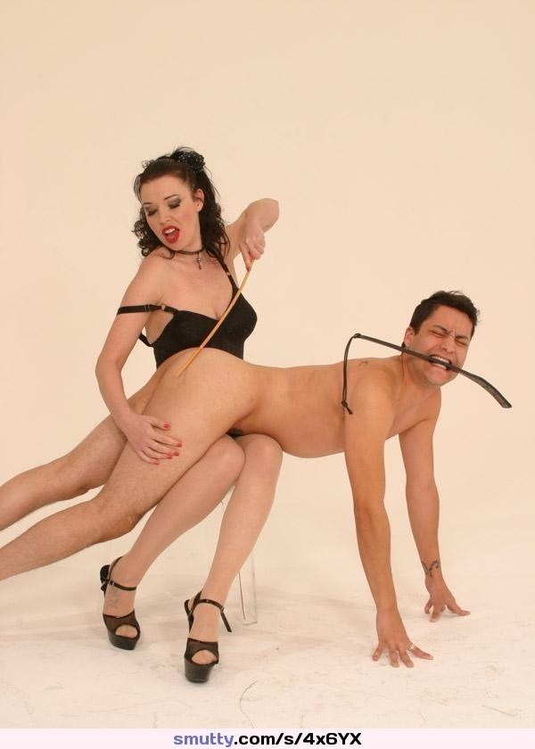 Erotic spanking femdom f m cfnm