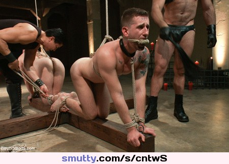 image Sex with whipping frame and stretching rack