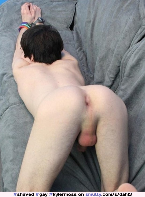 Gay shaved smooth