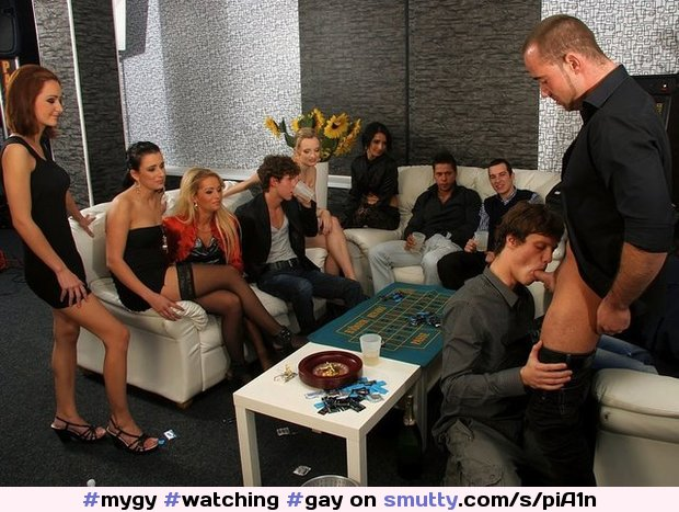 Gay Blowjob Party 110