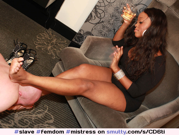 domination Feet slave