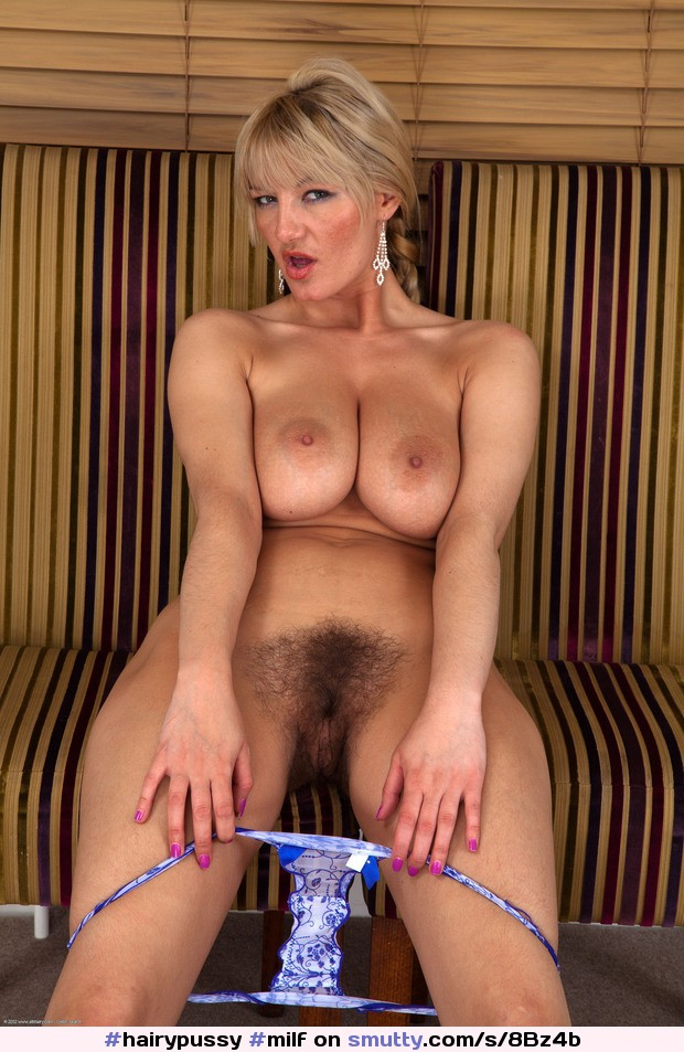 Hairy blonde pussy mature porn