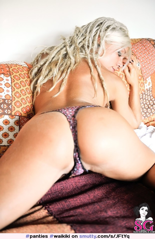 POV blonde dreads porn images