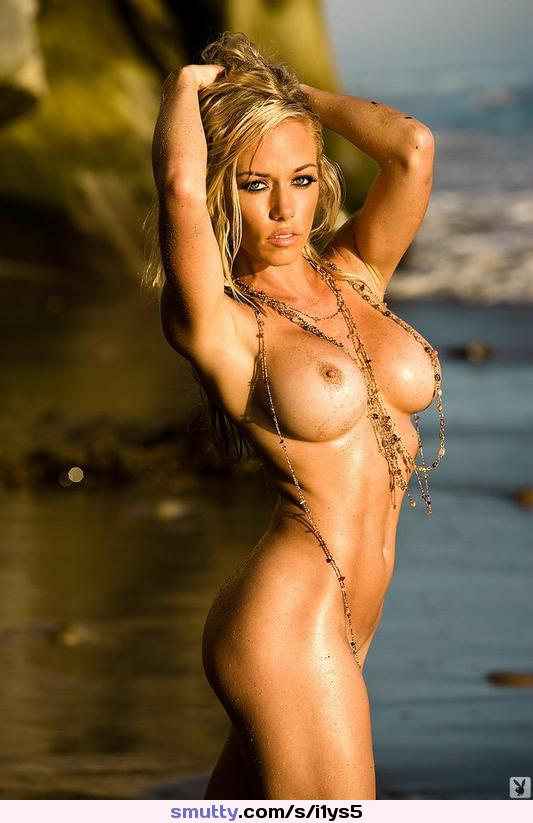 Topless Naked Boobs Playboy Png