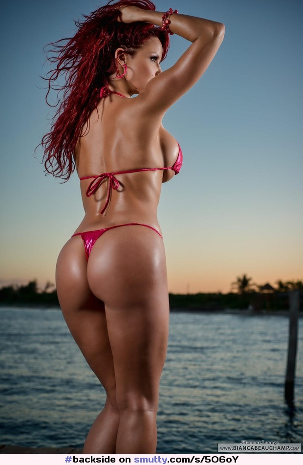 Ass bikini booty butt