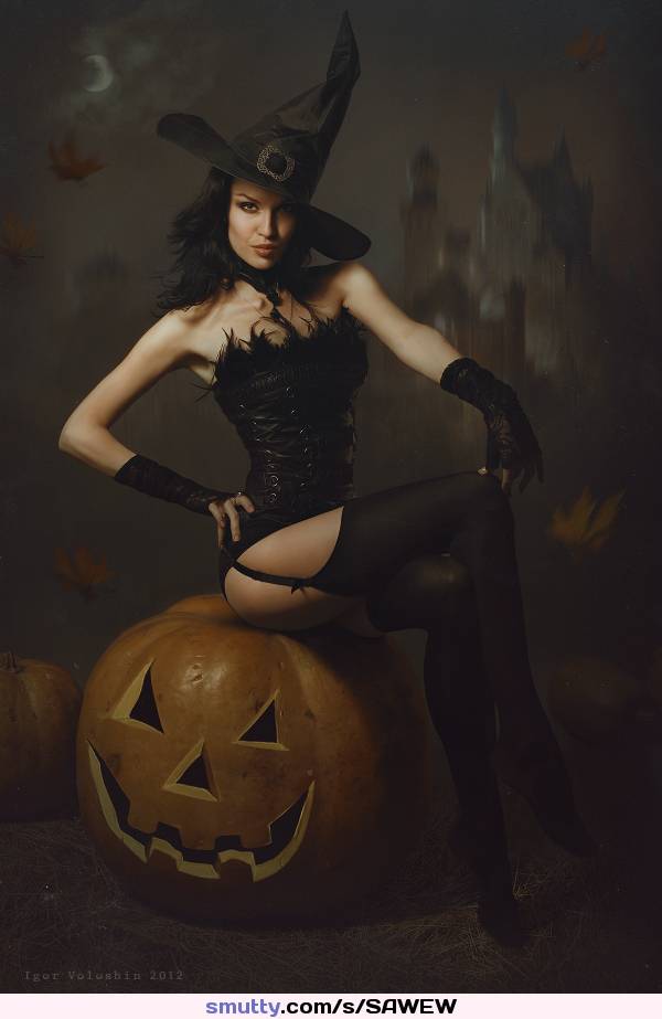 Pictures of most sexy beautiful witch
