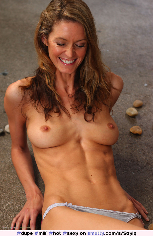milf flat stomach naked
