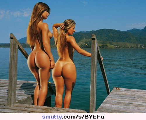 #View #NicEView #NiceAsses #BigAsses #Ass #SExy #Cute #Lake #Tan #TanLines #BLonde #DidIMentionTHeAsses #TheyAreNice #VeryNice #IdHitThatAss