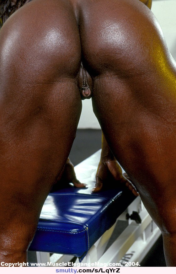 Naked Muscular Black Women