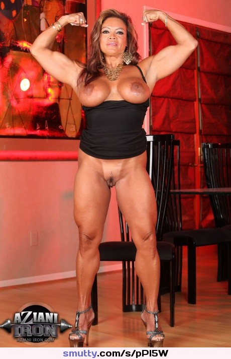 Fbb nude Muscled Porn