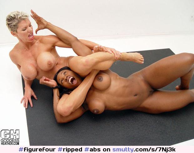 Naked fbb wrestling