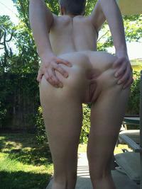 Outdoor ass spread