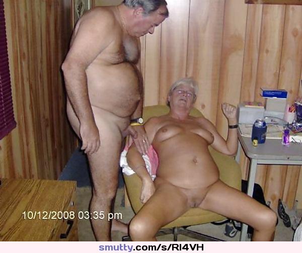 Nude Mature Couple