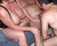Mature Couple Bi Sex