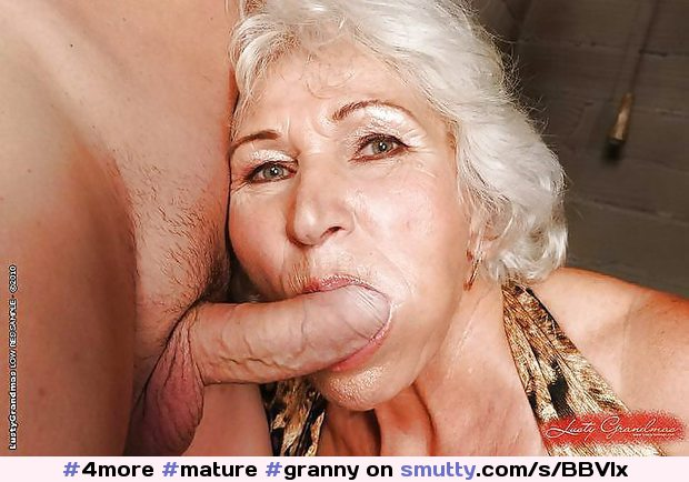 Nasty old mature blowjobs