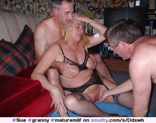 Swinger mature Germans know how to enjoy a party