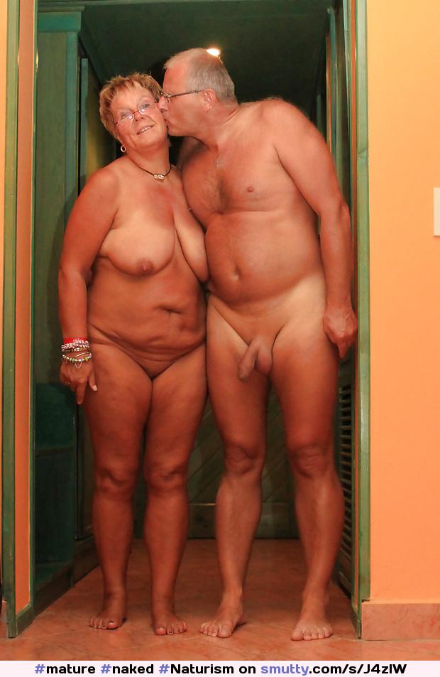 Hot mature couple