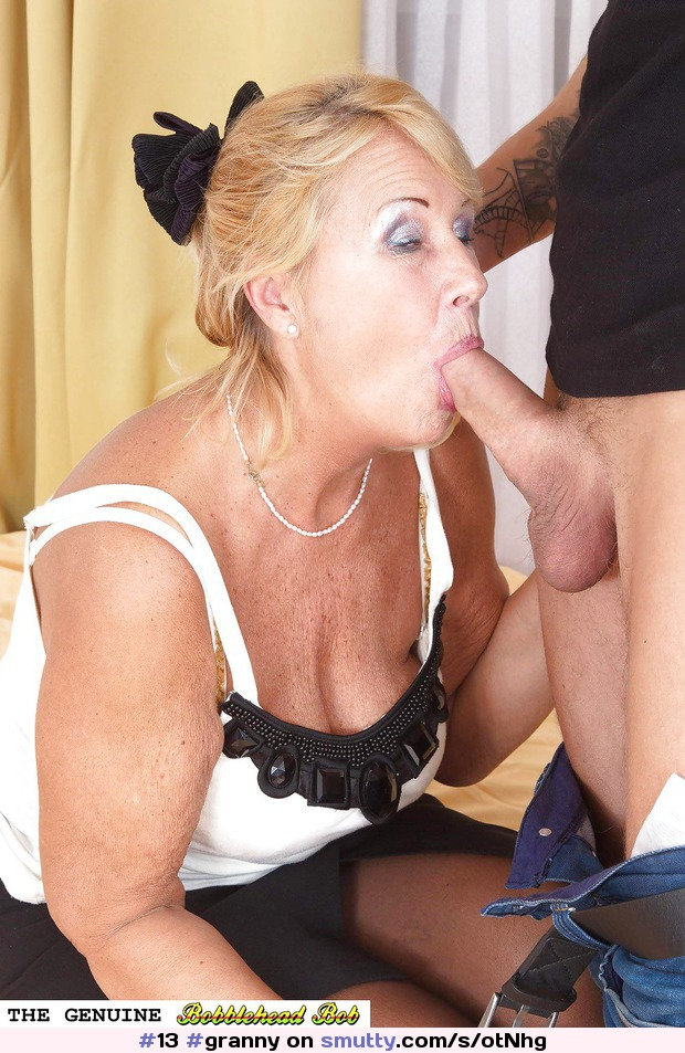 Granny using gay sex toys first time damien
