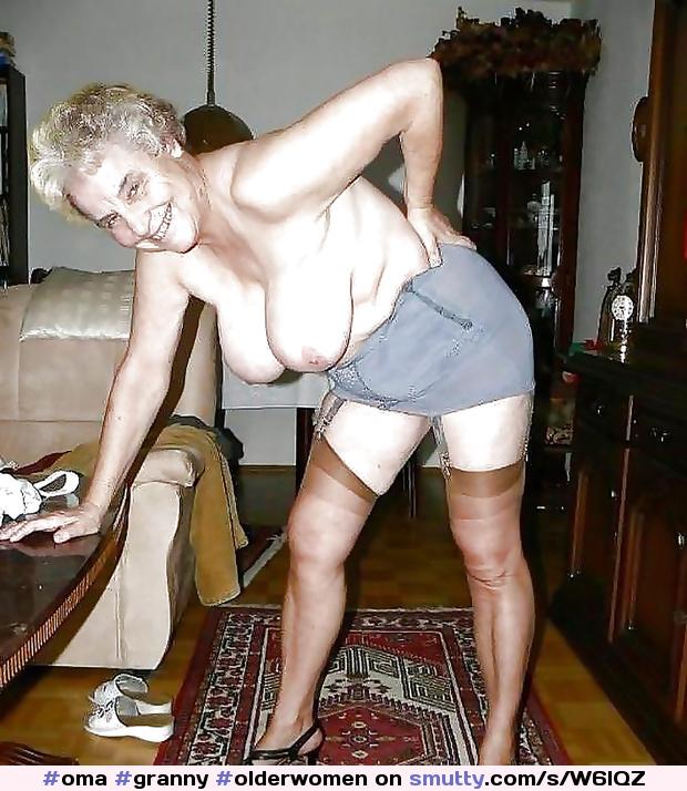 granny nylon sex tube