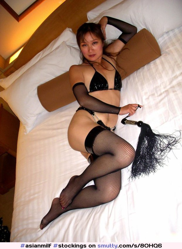 One chinese slut in stockings linda