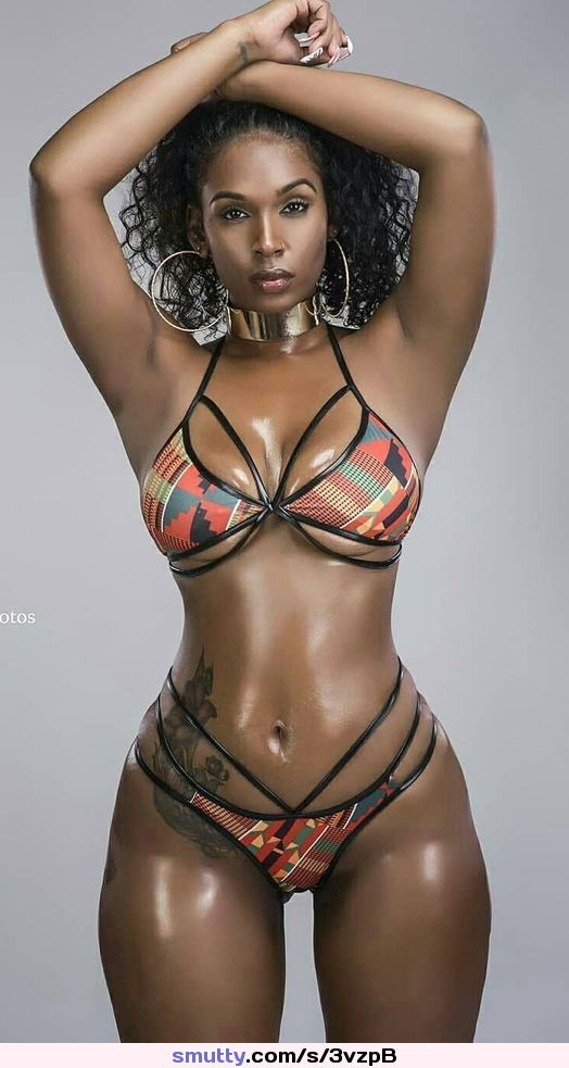 Thick Black Girls In Bikinis Images