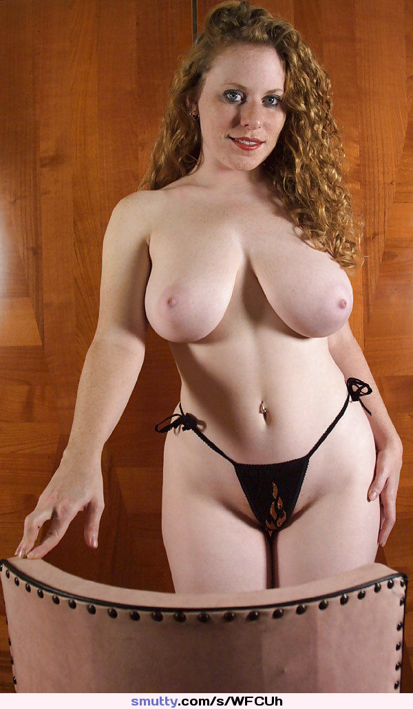 #RedHead #CurlyHair #Topless #Curvy #Thick #Hot #Sexy #Beautiful #BigTits #Busty #Voluptuous #Amateur