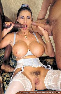 Bbw milf surprise cum in her mouth gif