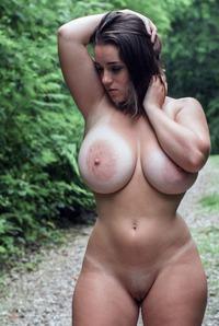 Big areola sexy