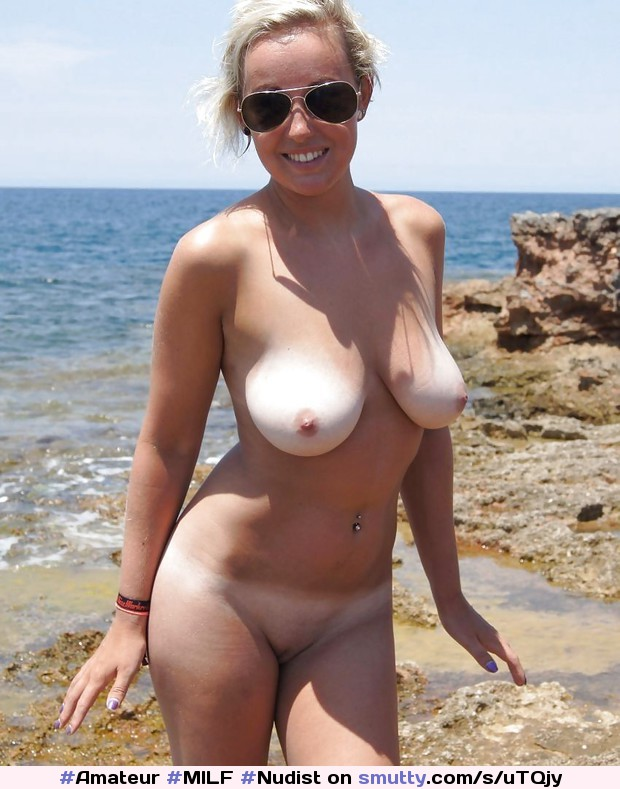 #Amateur #MILF #Nudist #Outdoor #Beach #Nude #Naked #Tanlines #BigTits #Hot #Sexy #Beautiful