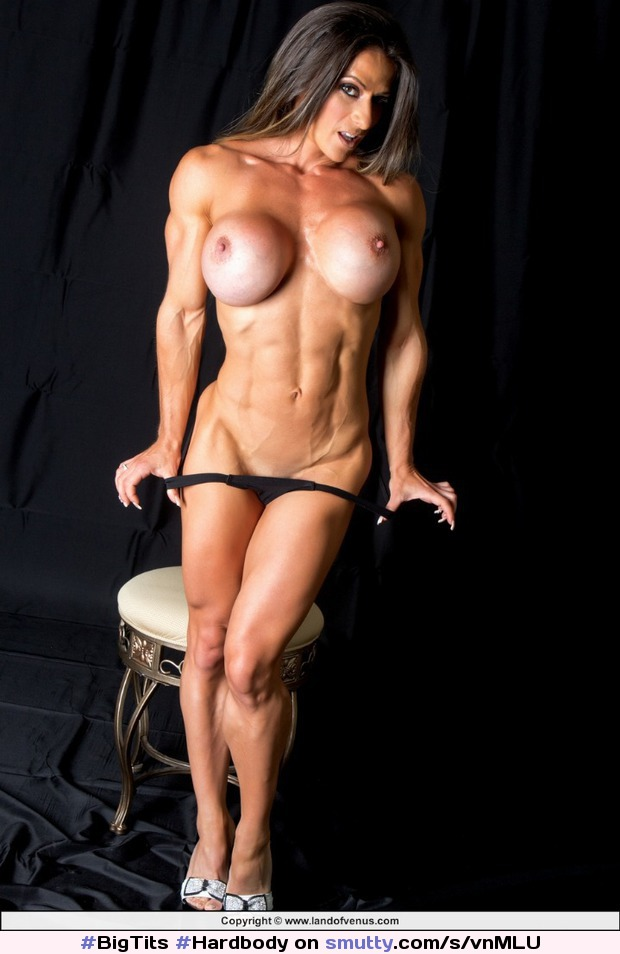 Rock hard body nude