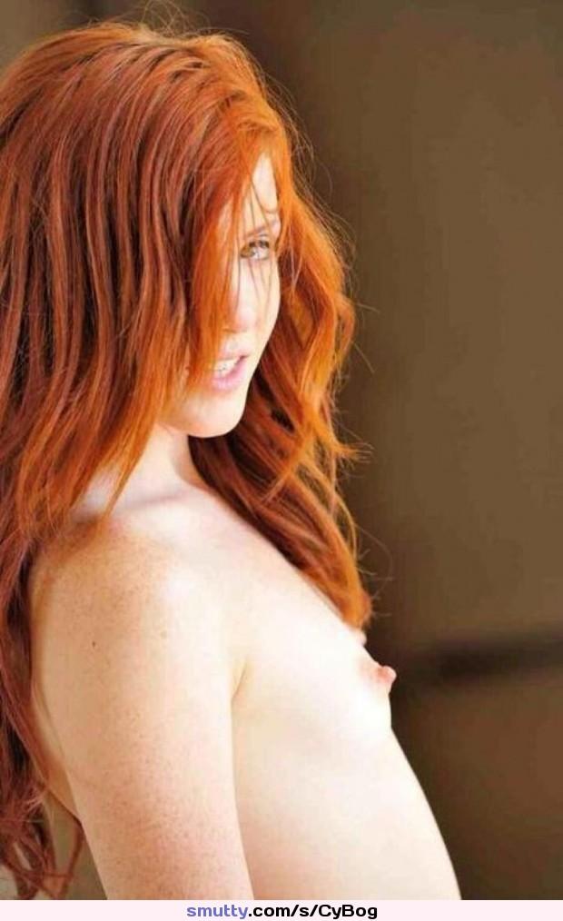 Free redhead small tits movie