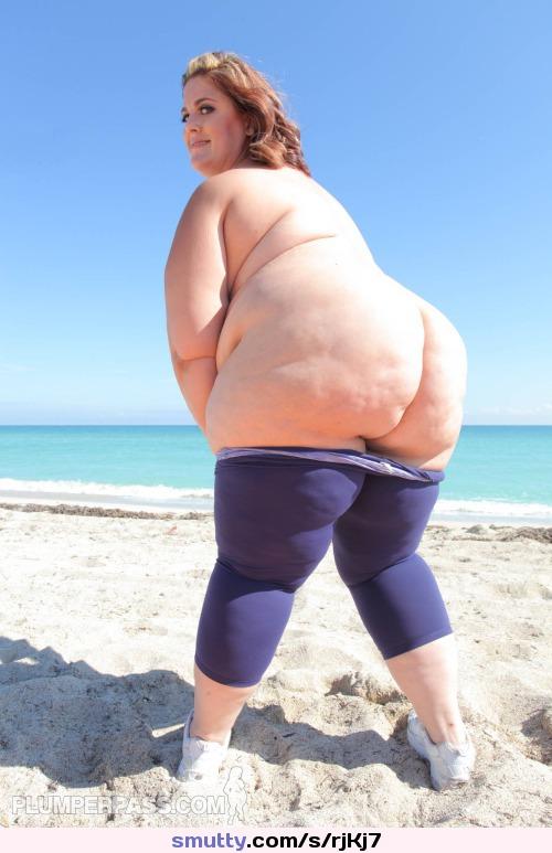 Ssbbw beach 5