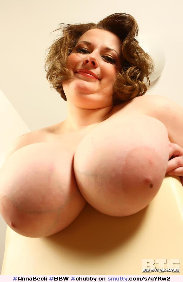 Chubby heavy busty boobs