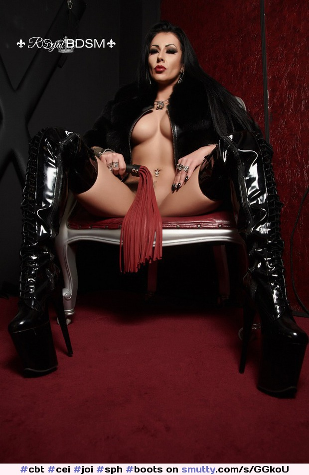 Find Mistress Kennya on   #cbt #cei  #joi #sph #boots  #humiliation #feet #strapon    #fina