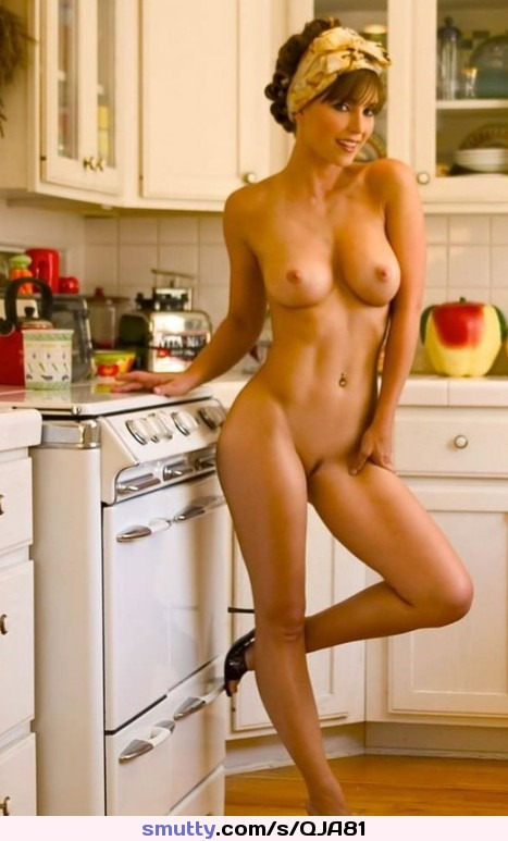 Nude fit amateur milf not