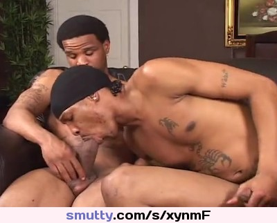 Ebony Gay Gangbang