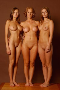 Solved. Nude redhead trio necessary words
