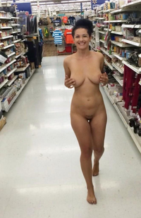 women walmart Nude at