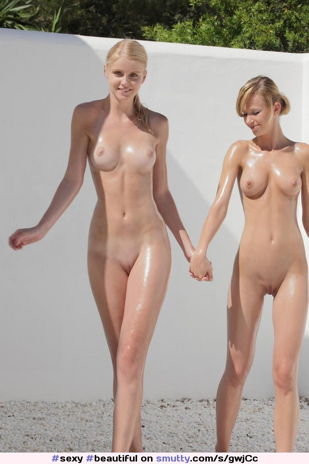 2 beautiful sexy girls have fun 7
