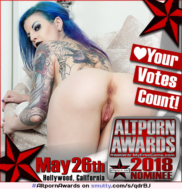 #AltpornAwards, #AmeliaG, #Blt, #BlueBlood, #ForrestBlack, #PennyPoison  2018 AltPorn Awards: Best Punk Shoot Nominee