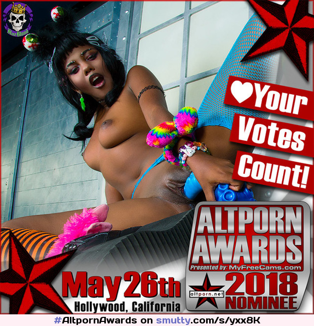 #AltpornAwards, #AmeliaG, #BlueBlood, #DaizyCooper, #ForrestBlack  2018 AltPorn Awards: Best Nerd Shoot Nominee