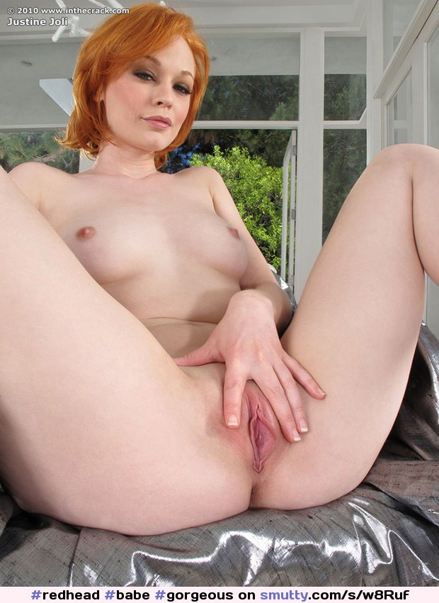 #redhead #babe #gorgeous #beauty #beautiful #smallboobs #pussy #smalltits #fingering