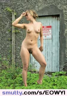 smalltits #hairypussy #outdoors #outdoor #outside #outdoornudity #hairy