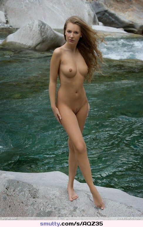 #OMG #WAG_WhatAGirl #Sexy #Nude #Boobs #Shaved #HairLine #Pussy #HotBody #FullBodyView #ClosedLegs #FuckMeLooks #OnToes #Water #Irresistible